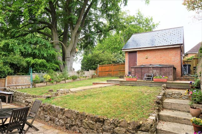 Garden of Beech Avenue, Chartham, Canterbury CT4