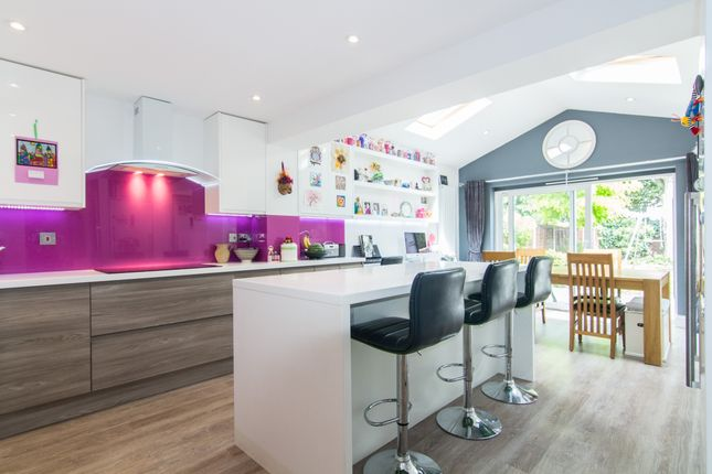 3 bed semi-detached house for sale in Cleves Way, Hampton