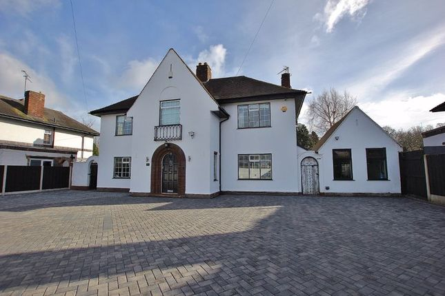 4 bed detached house for sale in Chester Road, Childer Thornton, Cheshire CH66
