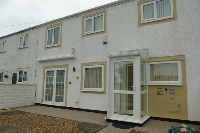 Thumbnail Terraced house to rent in Wills Row, Rogerstone, Newport
