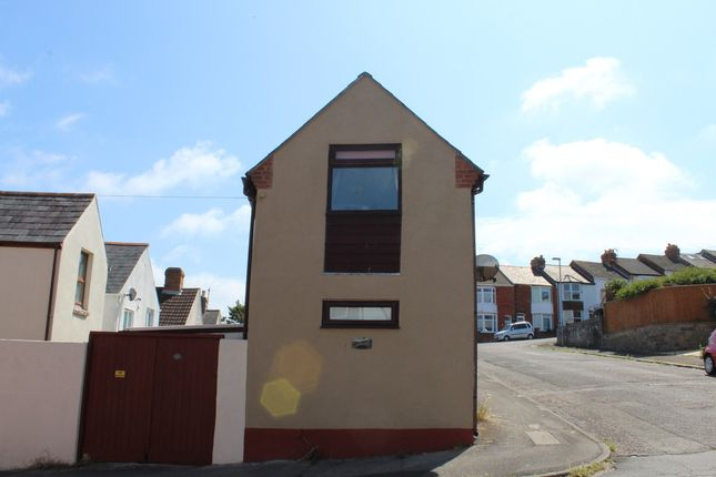 Semi-detached house for sale in Prince Of Wales Road, Weymouth