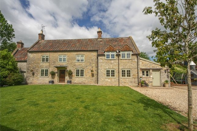 Thumbnail Detached house for sale in Guildhall Cottage And Guildhall Barn, Wedmore, Somerset