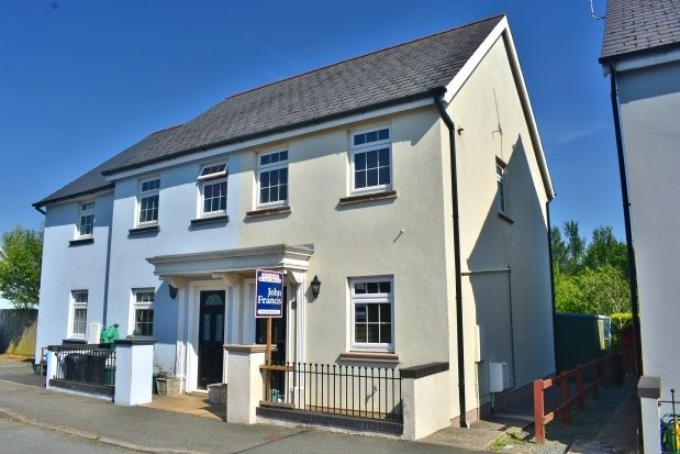 Thumbnail Semi-detached house to rent in Brookside Avenue, Johnston, Haverfordwest