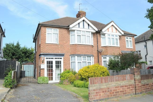 Semi-detached house for sale in Longfield Road, Great Baddow, Chelmsford, Essex