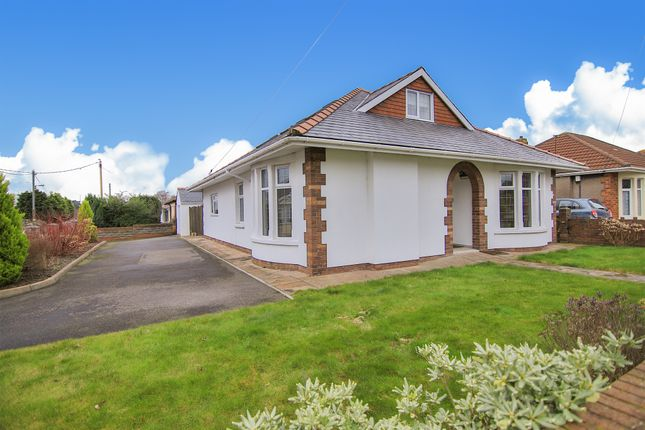 Thumbnail Detached bungalow for sale in Yorath Road, Whitchurch, Cardiff