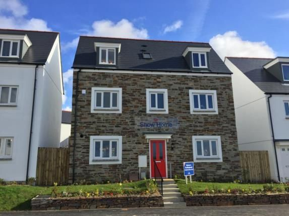 Thumbnail Detached house for sale in Dunmere Road, Bodmin
