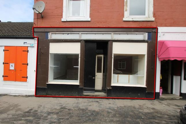 Thumbnail Commercial property for sale in 50, Hillfoot Street, Dunoon, Argyll And Bute PA237Dt