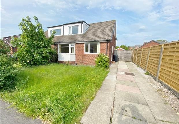 Thumbnail Property to rent in Brighouse Close, Ormskirk