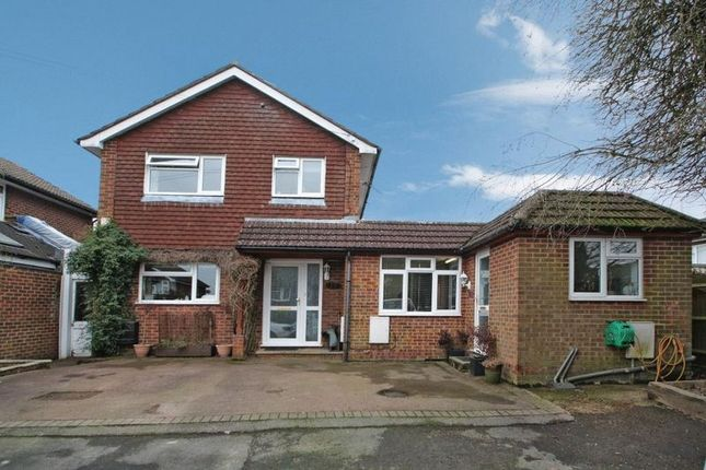 Thumbnail Detached house for sale in The Coppice, Booker, High Wycombe