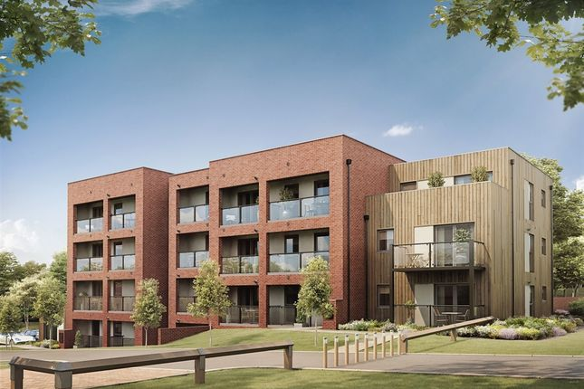 "Thumbnail Flat for sale in ""1 Bed Apartment "" at Eclipse, Sittingbourne Road, Maidstone"