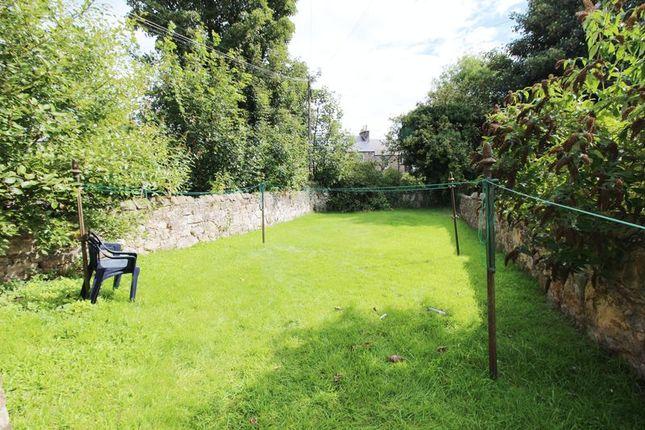 Garden of Balfour Street, Kirkcaldy KY2