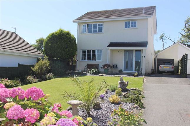 Thumbnail Detached house for sale in Hean Close, Saundersfoot