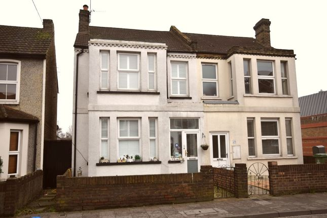 Thumbnail Semi-detached house for sale in Mayplace Road West, Bexleyheath