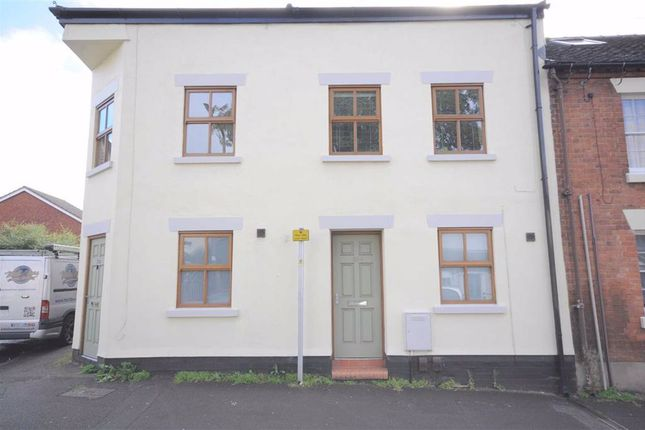 Thumbnail Town house to rent in Lotus Court, Oulton Road, Stone