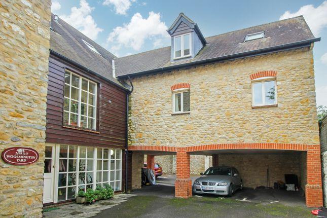 Thumbnail Flat to rent in Woolmington Yard Cheap Street, Sherborne, Dorset