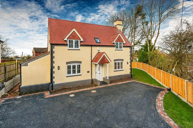 Thumbnail Detached house for sale in Hill Bank Cottage, Ketley Bank, Telford, Shropshire