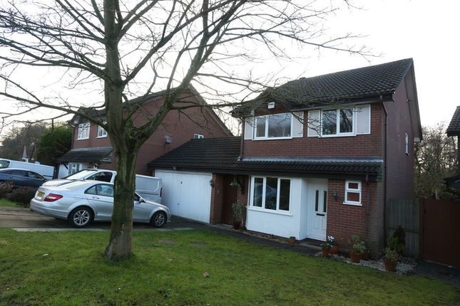 Thumbnail Detached house for sale in Balmoral Road, Sutton Coldfield, West Midlands