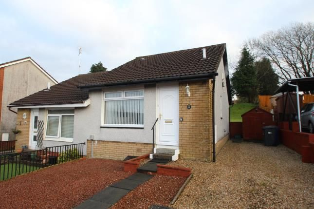 Thumbnail Bungalow for sale in Bevan Grove, Johnstone, Renfrewshire