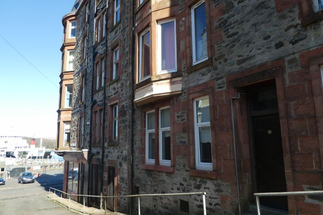 1 bed flat for sale in Ground Floor Flat (Left), 3 Bishop Terrace Brae, Rothesay, Isle Of Bute PA20