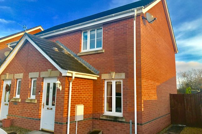 Thumbnail Property to rent in Skomer Island Way, Caerphilly