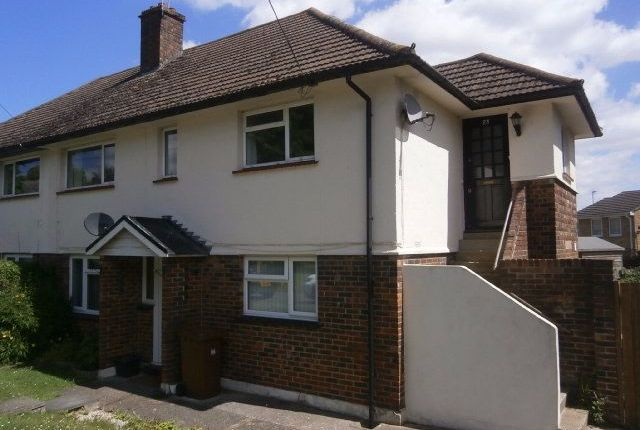 Thumbnail Maisonette to rent in Duchess Of Kent Drive, Chatham