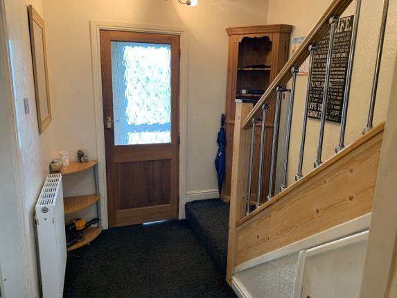 Entrance Hallway of Bowerham Road, Lancaster, Lancashire LA1