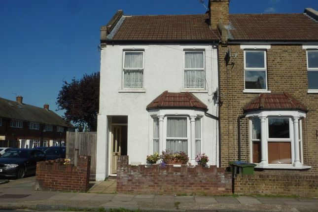 Thumbnail End terrace house to rent in Lannoy Road, New Eltham, New Eltham