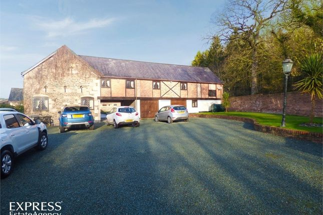 Thumbnail Detached house for sale in Llanyblodwel, Oswestry, Shropshire