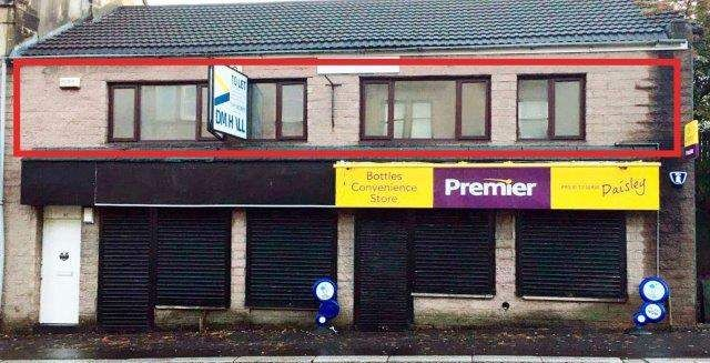 Thumbnail Office to let in Neilston Road, Paisley
