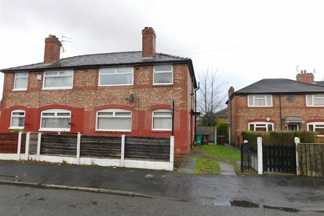 Thumbnail Semi-detached house for sale in Bosley Avenue, Withington, Manchester