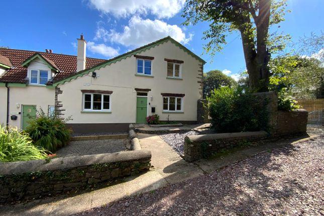 Thumbnail End terrace house for sale in Parkham, Bideford