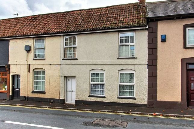 Thumbnail Cottage for sale in Fore Street, Bridgwater, North Petherton, Somerset