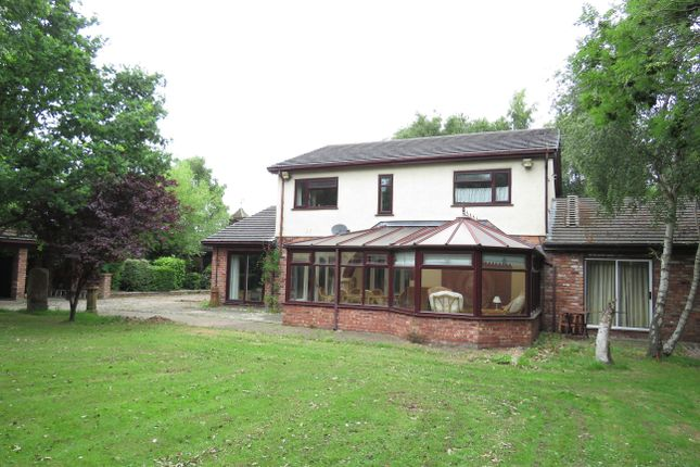 Thumbnail Detached house to rent in Frankby Stiles, Frankby Road, Wirral