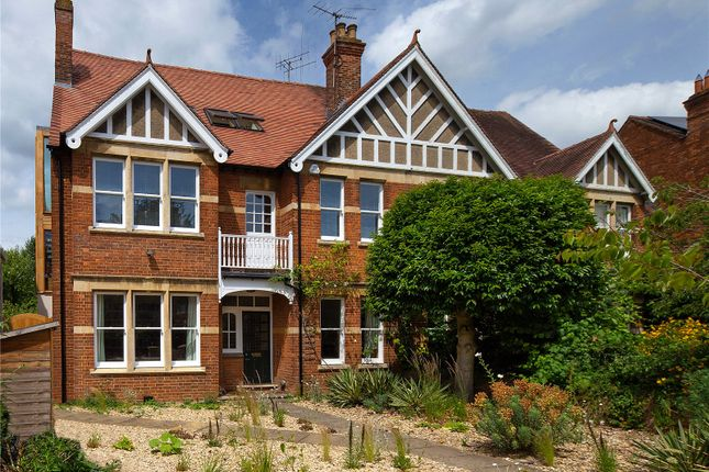 Thumbnail Semi-detached house for sale in Staverton Road, Oxford