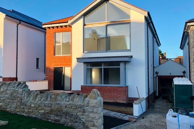 Thumbnail Detached house for sale in Drummond Road, Swanage
