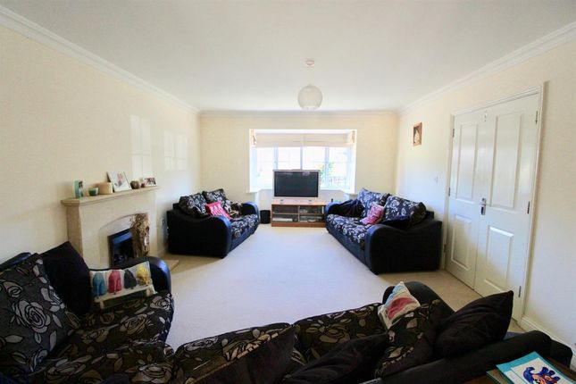 Thumbnail Detached house for sale in Dundee Court, Orton Northgate, Peterborough