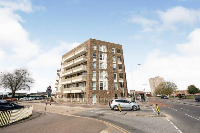 Thumbnail Flat for sale in Stour Road, Dagenham