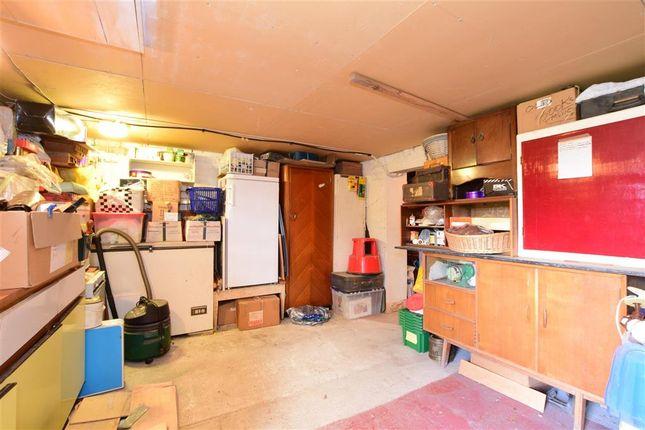 Cellar of Brinklow Crescent, London SE18