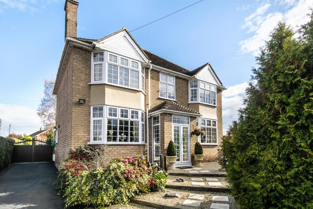 Thumbnail Detached house for sale in Station Road, Honeybourne, Evesham, Worcestershire