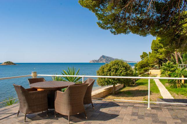 Thumbnail Chalet for sale in Porto Senso, 33, 03590 Altea, Alicante
