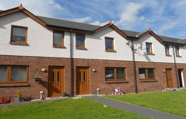 Thumbnail 3 bed terraced house to rent in Pretoria Road, Eastriggs, Annan