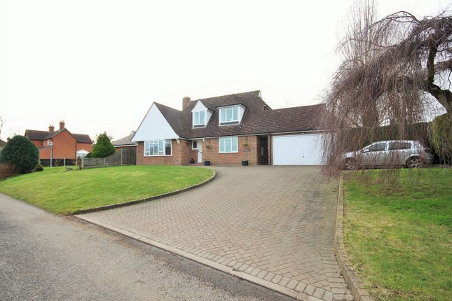 Thumbnail Detached house for sale in Bacons Lane, Chappel, Colchester, Essex
