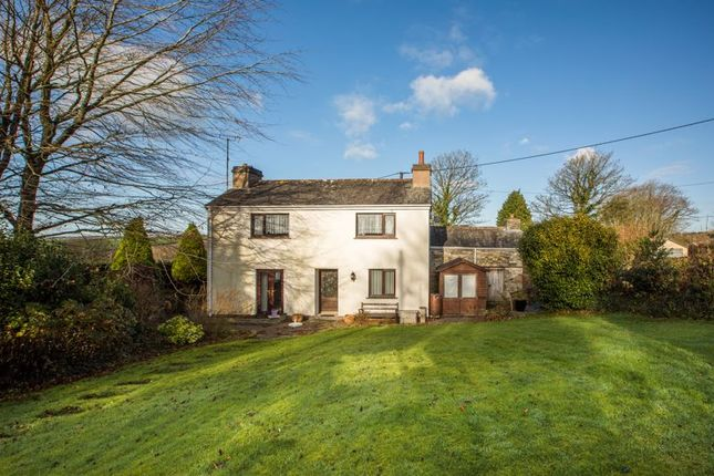 Thumbnail Detached house for sale in Helstone, Camelford