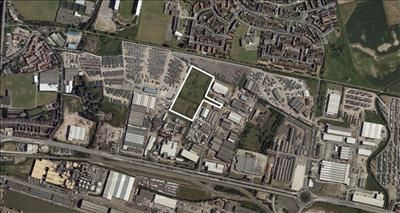 Thumbnail Land for sale in Hedon Road, Valletta Street, Kingston Upon Hull, East Yorkshire