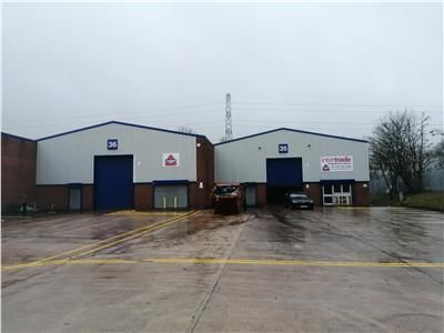 Thumbnail Light industrial to let in Unit 35 - 36, Stakehill Industrial Estate, Middleton, Manchester