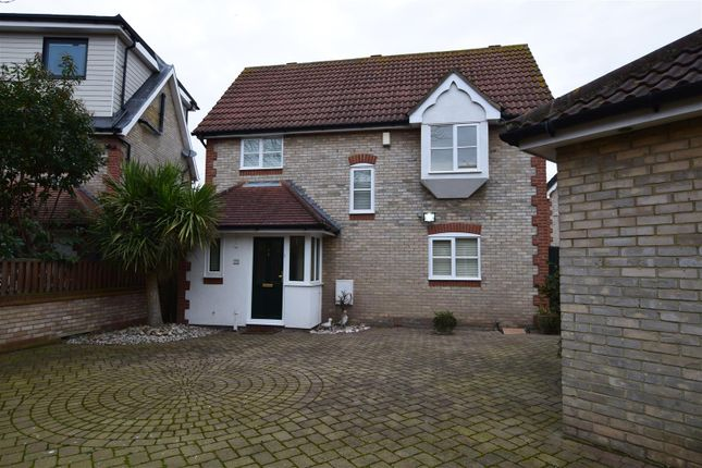 Thumbnail Detached house for sale in Heathfield Park Drive, Chadwell Heath, Romford