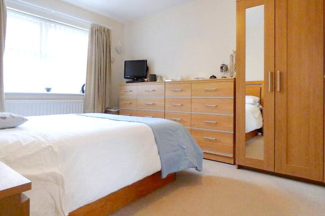 Bedroom One of Rothschild Close, Southampton, Hampshire SO19