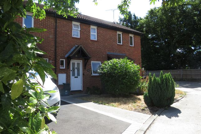 Thumbnail Terraced house for sale in Darnay Rise, Chelmsford