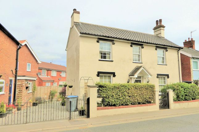 Thumbnail Detached house to rent in Sizewell Road, Leiston, Suffolk