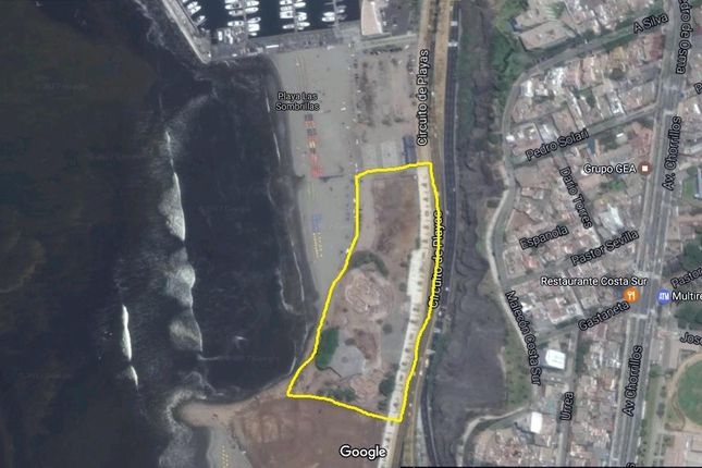 Thumbnail Land for sale in Costa Verde, Avenida Malecon Grau, Peru